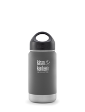 Klean Kanteen Wide Isolerad Flaska - Granite Peak (matt), 355 ml
