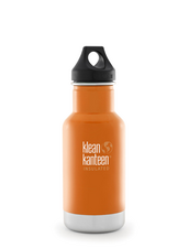 Isolerad Vattenflaska | Klean Kanteen Insulated Classic - Canyon orange, 355 ml