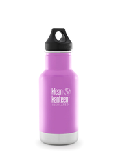 Isolerad Vattenflaska | Klean Kanteen Insulated Classic - Meadow Flower, 355 ml