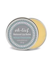 Natural Lip Balm Oh-Lief - Romersk Kamomill, 25 g