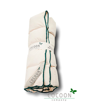 Ekologiskt Täcke Cocoon Company - Vagga/Vagn, 70x80 cm