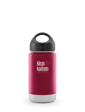 Klean Kanteen Wide Isolerad Flaska - Roasted Pepper, 355 ml