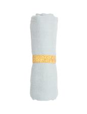 Fabelab Muslin Cloth Ekologisk Snuttefilt - Foggy Blue/Gråblå