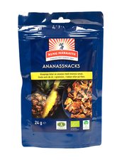 Ananassnacks Ekologiskt Kung Markatta - 24 g