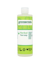 Greenscents Golvrengöring Örter - 400 ml