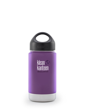 Klean Kanteen Wide Isolerad Flaska - Wild Grape, 355 ml
