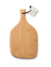 Skärbräda / Serveringsbräda med Handtag - Bambu, Small