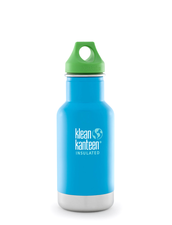 Isolerad Vattenflaska Klean Kanteen Kid - Little Pond, 355 ml
