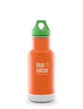 Isolerad Vattenflaska Klean Kanteen Kid - Puffin's Bill, 355 ml