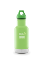 Isolerad Vattenflaska Klean Kanteen Kid - Tree Frog, 355 ml