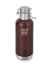 Klean Kanteen Insulated Growler Rostfritt Stål - Dark Amber, 946 ml