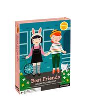 Magnetic Dress Up  Petit Collage - Best Friends