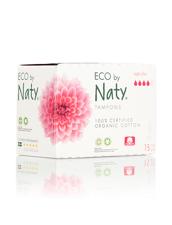 Naty Ekologiska Tamponger - Super Plus, 15 st