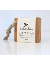 Aleppotvål Stor Fast Gröna Gredelina - 40%, 200 g