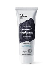 Natural Toothpaste The Humble Co. - Charcoal With Fluoride, 75 ml
