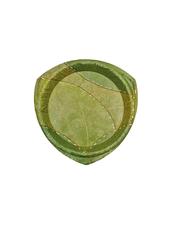Leaf Engångstallrik av Löv | Orion S - 18 cm, 15 st