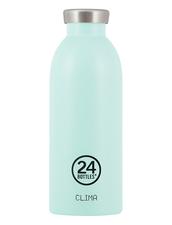 Isolerad Vattenflaska Rostfritt Stål 24Bottles Clima Bottle - Cloud Blue, 500 ml