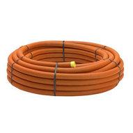 Orange kabelskyddsrör dim 50/42