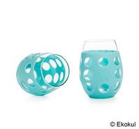 Lifefactory glas 2-pack 325 ml