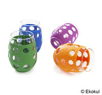 Lifefactory glas 2-pack 500 ml