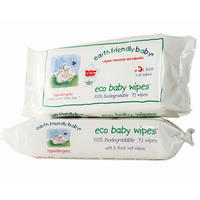 Våtservetter Earth friendly baby