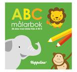 ABC-målarbok