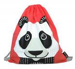 Gymparyggsäck panda