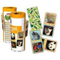 WWF Djur-domino