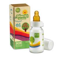 Glasnappflaska ICO baby 120 ml
