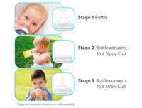 Sippy Cup Adapter Cherub