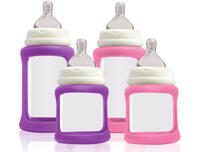 Glasnappflaskor starter kit Berry