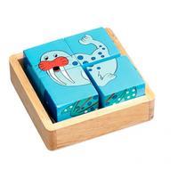 Klosspussel havsdjur