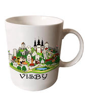 Mugg Visby collage 12st/fp Pris: 29.- /st