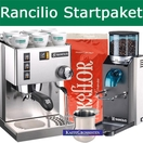 Rancilio Silvia E Startpaket - Halvautomatisk