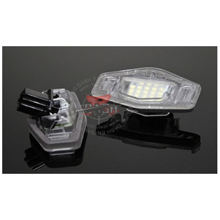 Honda Civic LED License Lamp