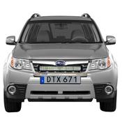 Voolbar Subaru Forester 2013-