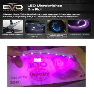 5M Ultrabright LED Roll BLACKLIGHT