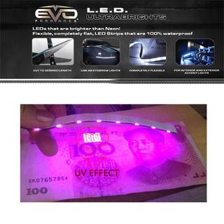 1M Ultrabright LED Strips BLACKLIGHT