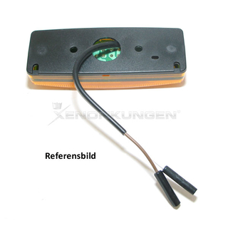 Bakmarkering 2LED 2PIN