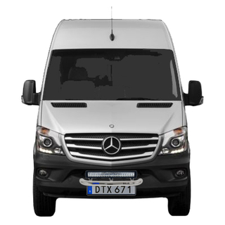 Voolbar Mercedes Sprinter 2014-