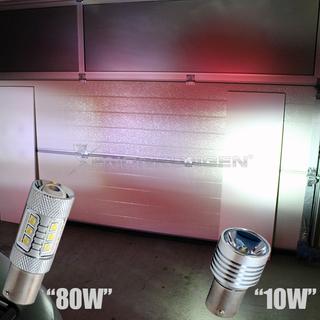 BA15S Reverse 10W Reflector