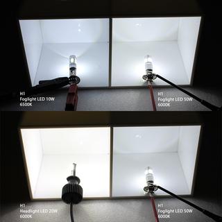 LEDISON H3 20W Headlight