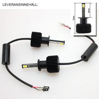 LEDISON H1 20W Headlight