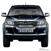 Voolbar Toyota Hilux 2012-2015