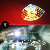 CAYENNE LED Entry Logo
