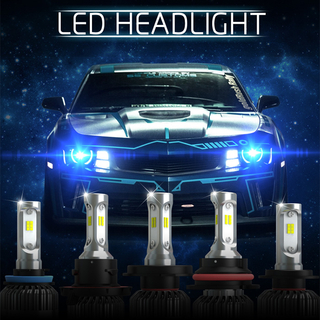 LEDISON S2 Headlights - 9006