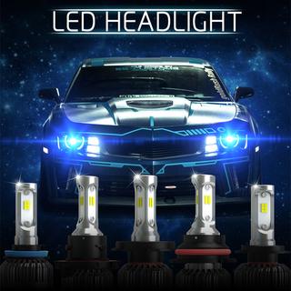 LEDISON S2 Headlights - 9005