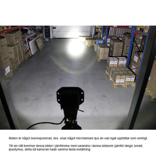 Worklight INB12 Spot