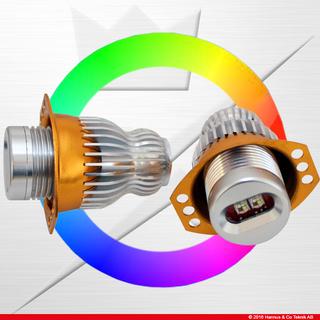 BMW E90 RGB WIFI