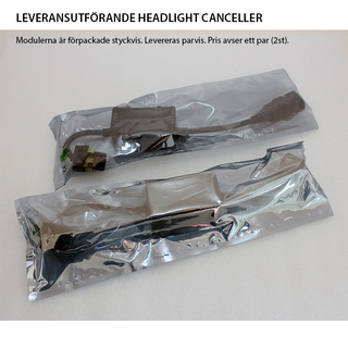 Headlight Canceller H4